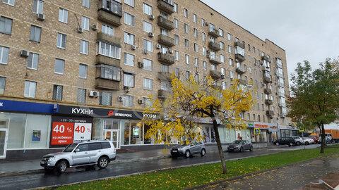 2-х комнатная квартира в кирпичном доме, Продажа квартир в Москве, ID объекта - 326270510 - Фото 1