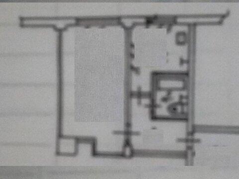 Продажа однокомнатной квартиры на Карачевской улице, 1 в Калуге, Купить квартиру в Калуге по недорогой цене, ID объекта - 319812356 - Фото 1