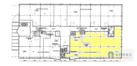 Продажа помещения пл. 1000 м2 под офис, м. Строгино в бизнес-центре . - Фото 5