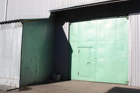 Под произ-во/склад, отаплив, выс. потолка: 3,5-4 м, гр. подъемник, ог - Фото 5