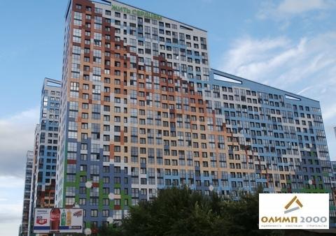 Продам студию 25 кв. м в ЖК Юность с ремонтом и метро ул. Дыбенко - Фото 1