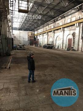 Сдается неотапливаемый склад потолки 12 метров, две кранбалки одна 5 т - Фото 4