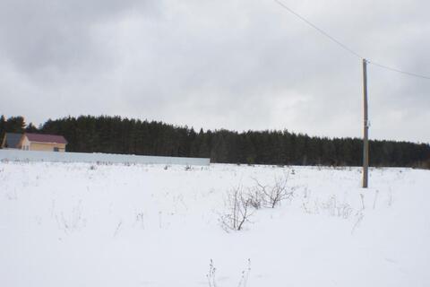 Участок 13 соток в городе Карабаново Владимирской области - Фото 4