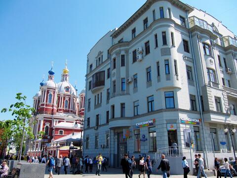 Презентабельная квартира с панорамными видами в центре Москвы! - Фото 1