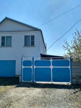 Продается: дом 165 м2 на участке 8 сот. - Фото 1
