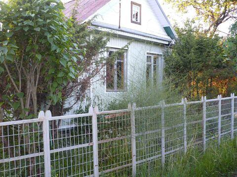 Дача 2км от Твери на карьерах в жилом посёлке - Фото 1