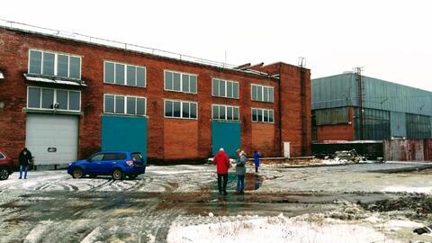 Склад/производство 7300м2 в г.Серпухове - Фото 3