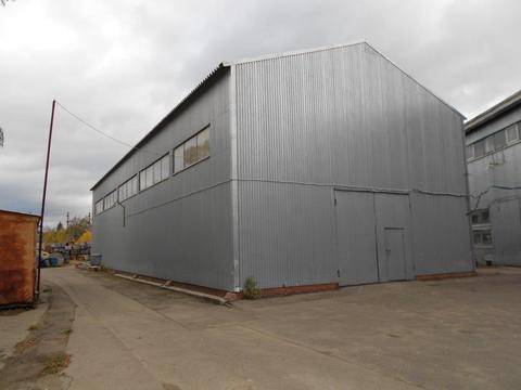 Аренда холодного склада 374 кв м в г.Мытищи - Фото 2
