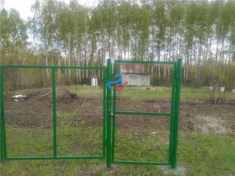 Сад в Деме СНТ Локомотив;дом 10кв.м, зу-6,2 - Фото 1