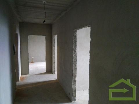 Трёхкомнатная квартира в кирпичном доме с индивидуальным отоплением - Фото 5