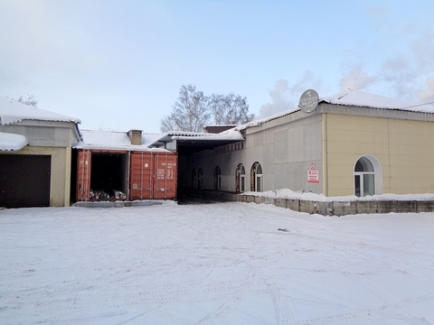 Имущественный комплекс на Советском проспекте. - Фото 1