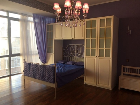 4-комнатная квартира 140 кв.м. 4/6 кирп в ЖК Панорама на . - Фото 1