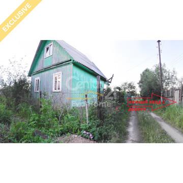 Продается дом, баня, земельный участок в к/с в п. Растущий - Фото 2