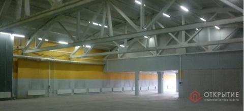 Торговое (складское) помещение, 1000кв.м - Фото 3