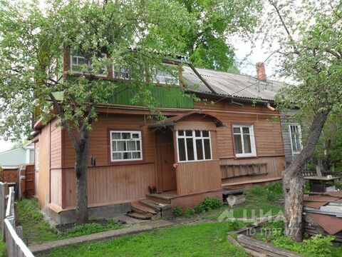 Продажа дома, Тамбов, Пролетарский проезд - Фото 1