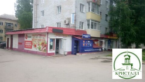 Продажа торгового помещения, Томск, Ул. Елизаровых