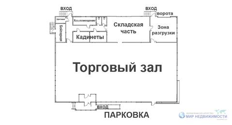 Торговый центр в аренду на длительный срок в гор. Волоколамске - Фото 2