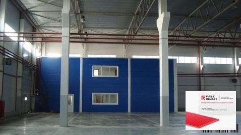 Производственно - складское помещение здание - Фото 4