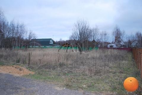 Продается участок, Новорижское шоссе, 50 км от МКАД - Фото 1