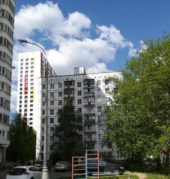 Двухкомнатная квартира в 4х минутах от метро Молодежная(ЗАО). - Фото 2