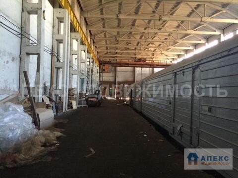 Аренда склада пл. 900 м2 Внуково Киевское шоссе в складском комплексе - Фото 1
