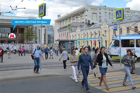 Торговое помещение по адресу ул.Мясницкая, д.30/1/2 стр.2 - Фото 3