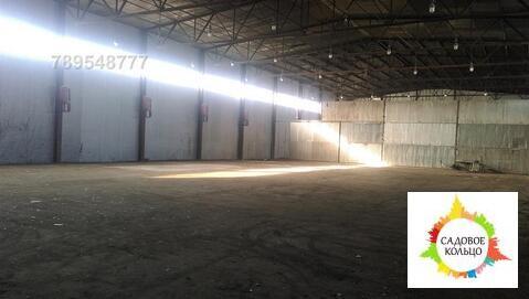 Предлагаются в аренду складские помещения: 1600 кв - Фото 2