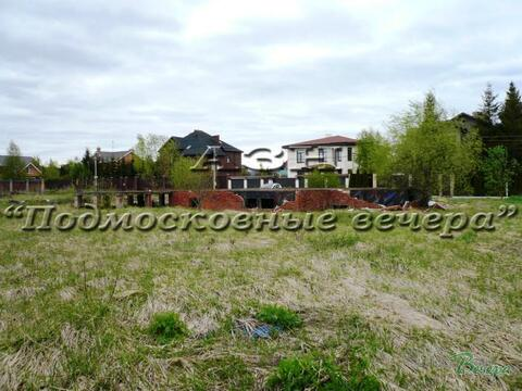Рублево-Успенское ш. 12 км от МКАД, Знаменское, Участок 40 сот. - Фото 3
