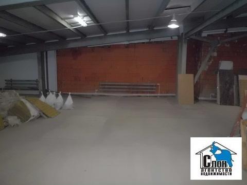 Сдаю теплое помещение 260 кв.м.под склад-производство на ул.Товарная - Фото 5