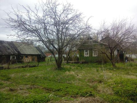 Дом 45 м2, 20 соток, Газ, Прописка, мкр Семхоз - Фото 1