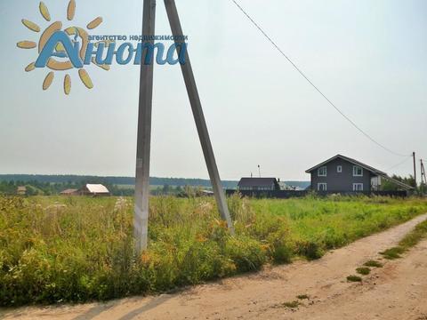 Продается участок 26 соток в заповеднике Барсуки - Фото 4