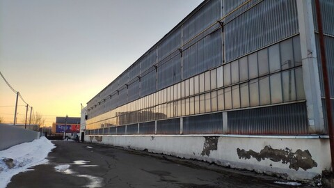 Продажа склада, Домодедово, Домодедово г. о, Промышленная - Фото 1