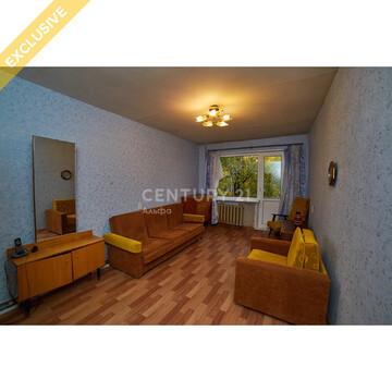 Продажа 1-к квартиры на 2/5 этаже на ул. Петрова, д. 9 - Фото 1