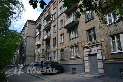 Продажа квартиры, м. Красные ворота, Хомутовский туп. - Фото 1