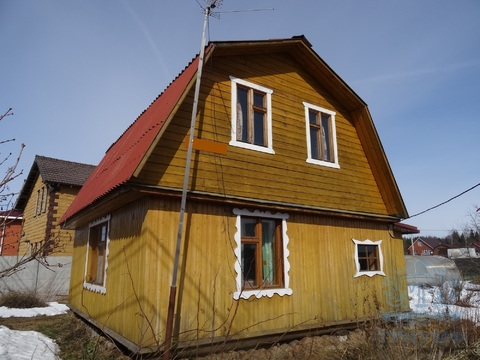 Продаётся дача в деревне Меленки. - Фото 1