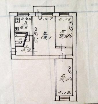 Продается квартира г.Махачкала, ул. Магомета Гаджиева - Фото 1
