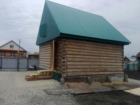 Продается 12 соток земли и дом из свежего сруба. - Фото 4