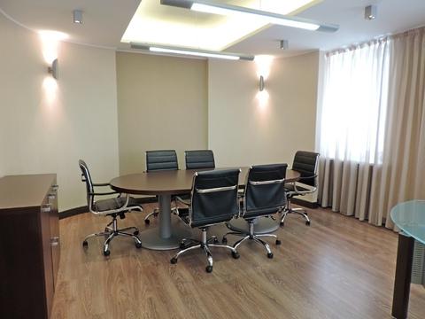 "Офис 58,4 м2 в БЦ ""Сити Плаза"" - Фото 1"