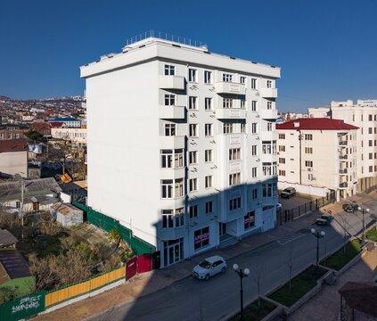 Купить однокомнатную квартиру в доме бизнес класса, город Новороссийск. - Фото 2
