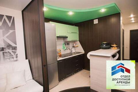 Квартира ул. Крылова 63, Аренда квартир в Новосибирске, ID объекта - 317079486 - Фото 1