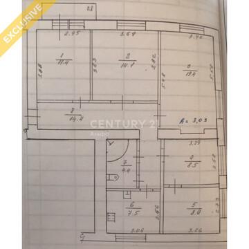 Продажа 4-к квартиры на 3/5 этаже на ул.Куйбышева, д .16 - Фото 2