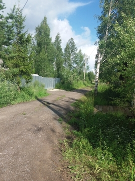 Садовый участок рядом с Дубной - Фото 1