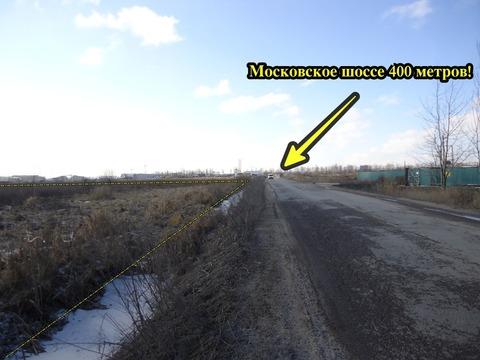 Участок 3,5 Га, Промзона Шушары (4 км от КАД) - Фото 3