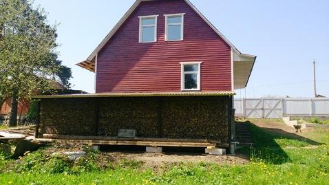Дом- 167кв.м. с баней - 60кв.м. и своим прудом, 3-х этажный, 3 спальни - Фото 1