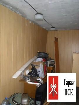 Продам капитальный гараж, ГСК Сибирь № 1587, ул. Пасечная 3 к2. - Фото 4
