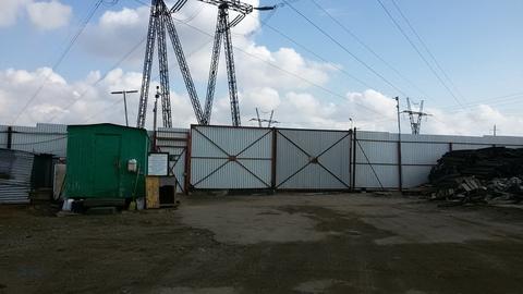 Пром. участок 1 Га для бизнеса в 12 км от МКАД в д. Мотяково - Фото 1