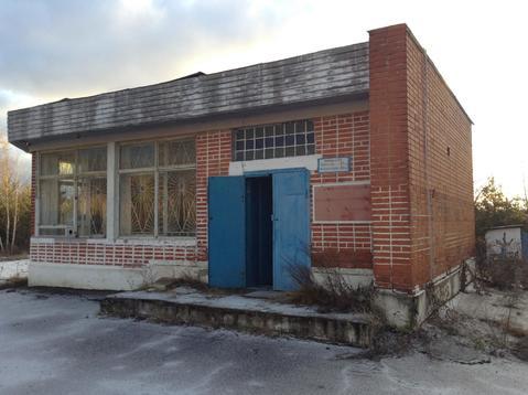 Автозаправочная станция, 46,2 кв.м. - Фото 1