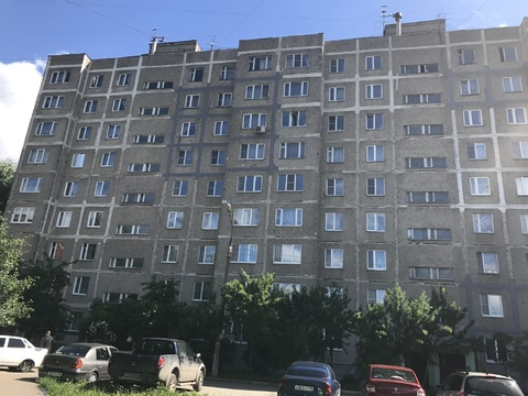 3-х ком. квартира 61 кв. м 8/9 п Домодедово, Подольский проезд - Фото 1