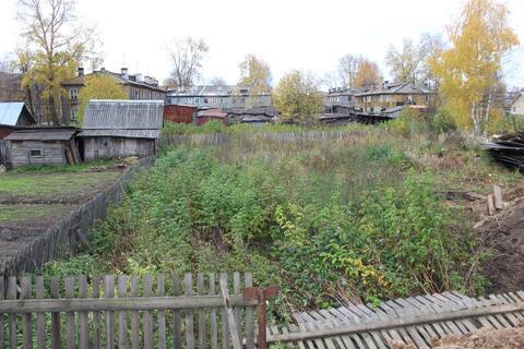 Земельный участок в Лесозаводе. - Фото 1