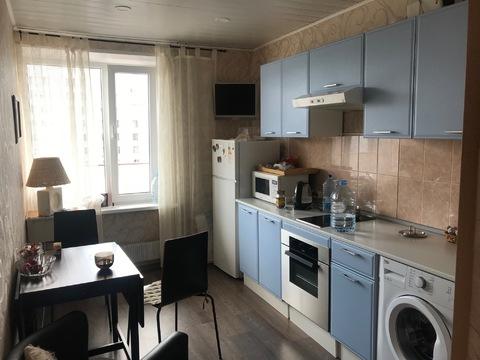 Продажа 1-х комнатной квартиры в Олимпийской деревне, Продажа квартир в Москве, ID объекта - 330905322 - Фото 1